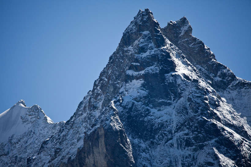 Val d'Anniviers: Besso (3668 m ü. M.)