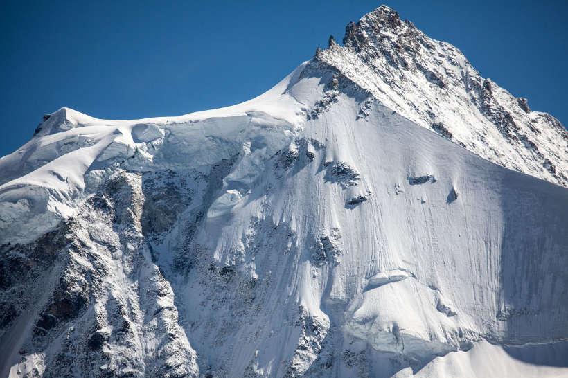 Val d'Anniviers; L'Epaule; Zinalrothorn; Arète du Blanc