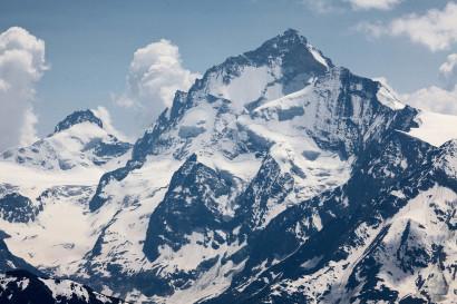 Pointe de Zinal, Dent Blanche, Grand Cornier