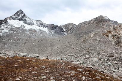 Grand Laget und Mont Rogneux (rechts im Hintergrund)