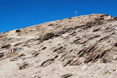 Gipfel Oberrothorn