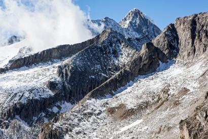 Nesthorn vom Sparrhorn, Wallis, Schweiz, Valais, Switzerland