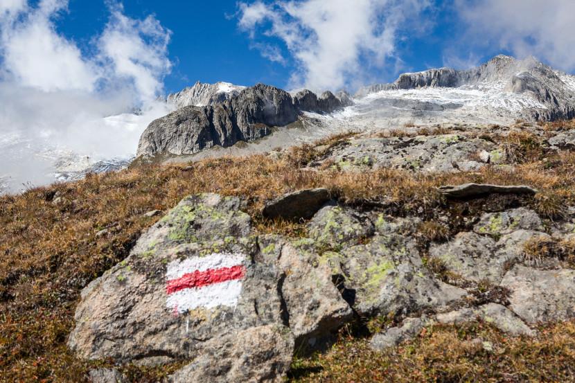 Belalp - Sparrhorn: Unterbächhorn und Hohstock