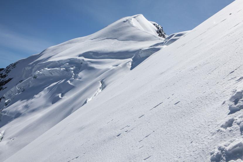 Weissmies - Gipfel (4017 m)