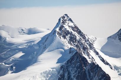 Monte Rosa Dufourspitze 4634m