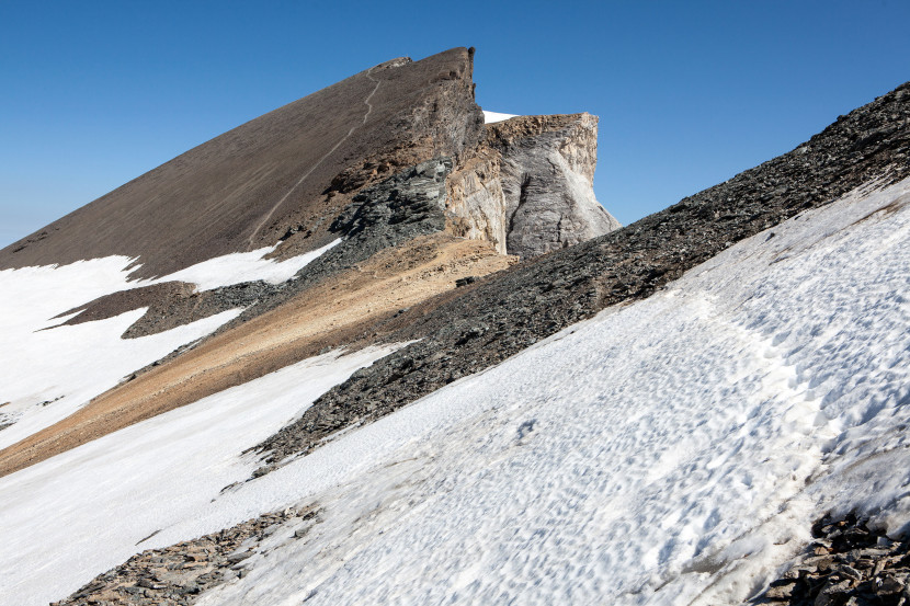 Üssers oder Äusseres Barrhorn (3610 m)