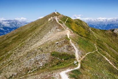 Mont Rouge (2491 m)