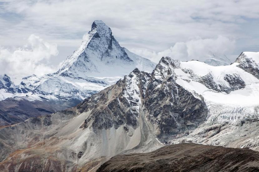 Matterhorn und Unter Gabelhorn