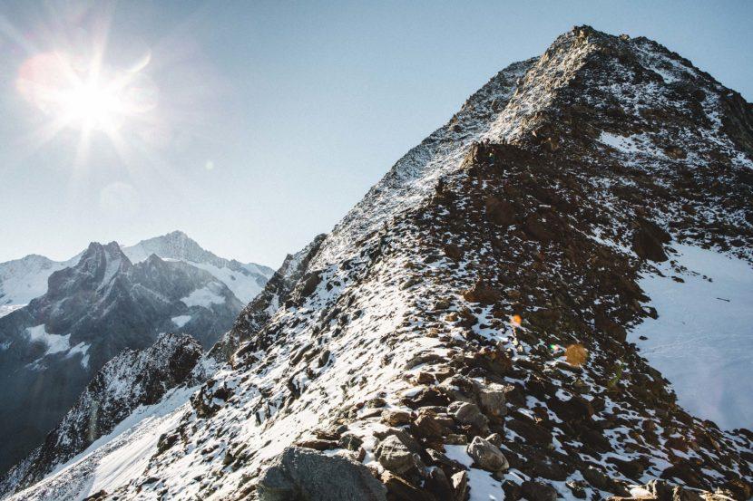 Pigne de la Lé (3.396 m)